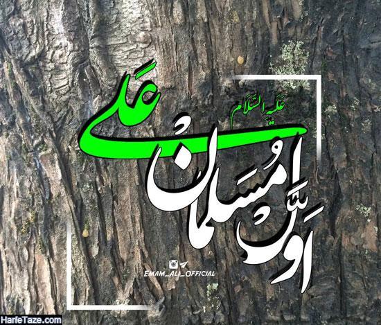 استوری تبریک تولد حضرت علی