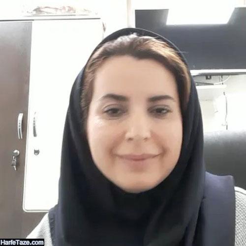 زندگی شخصی دکتر مهرناز اسدی مهمان علی ضیا در فرمول یک