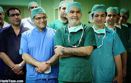 تصاویر شخصی دکتر عبدالجلیل کلانتر هرمزی جراح
