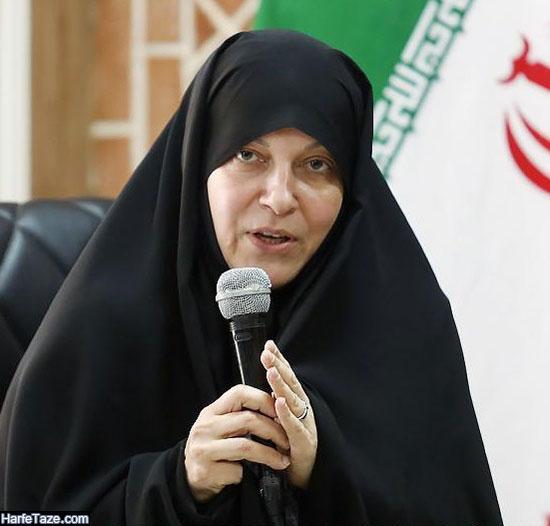 زندگینامه فاطمه رهبر نماینده مردم تهران