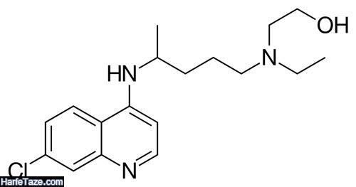 ساختار شیمیایی