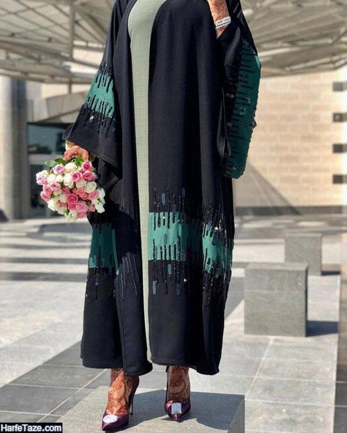 مدل مانتو خفاشی 99 مخصوص عروس خانم ها