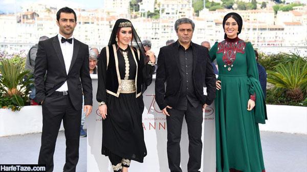 زندگی شخصی محمد رسول اف کارگردان