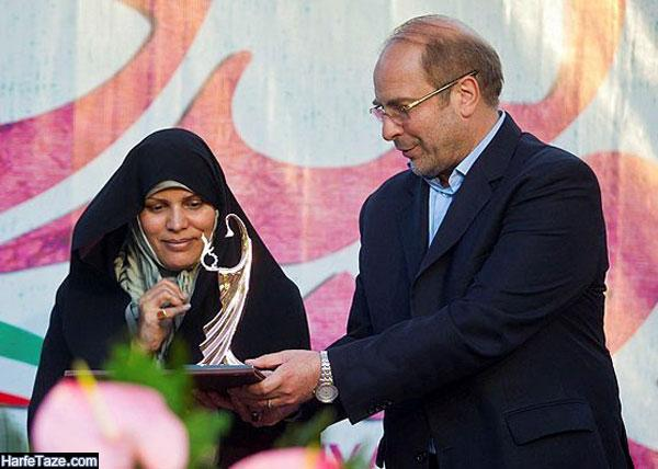 زهرا مشیر همسر محمدباقر قالیباف کیست؟