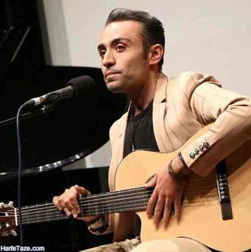اینستاگرام محمدرضا رامزی خواننده و شرکت کننده عصر جدید
