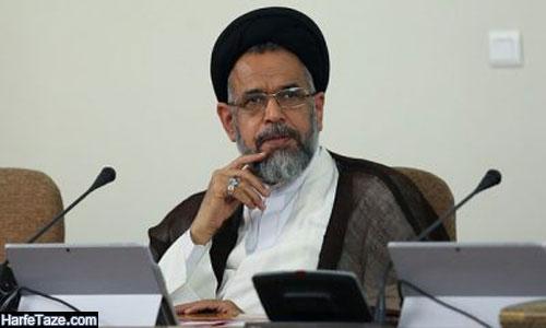 حجت الاسلام علوی وزیر اطلاعات دولت تدبیر و امید کیست؟