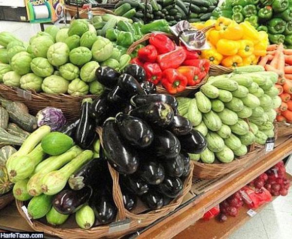 نحوه شستشوی سبزیجات و میوه ها در پی شیوع کرونا