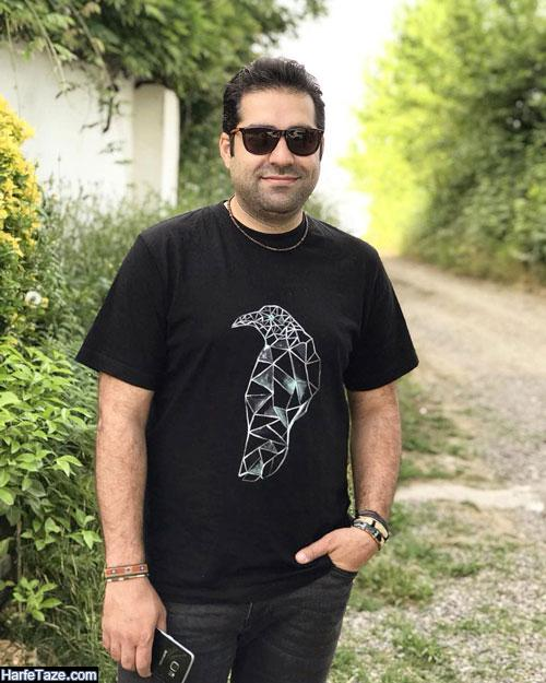 همسر امین هدایتی خواننده ایرانی کیست؟
