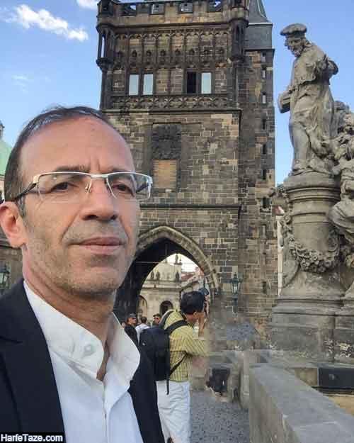 زندگی شخصی سید امیر سیدزاده بازیگر نقش مالکی نماینده مجلس در پایتخت 6