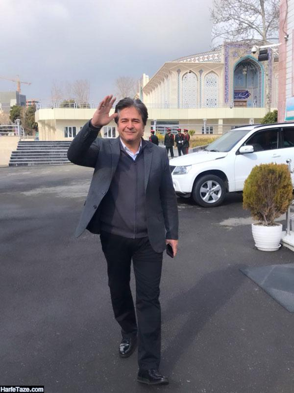 عکسهای شخصی امیر تاجیک خواننده پاپ