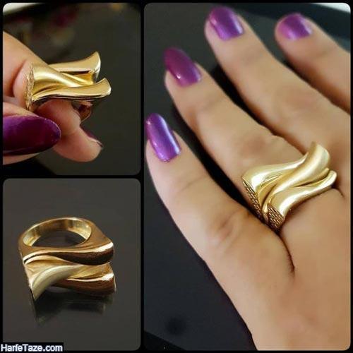 مدل انگشتر طلا زنانه 2020