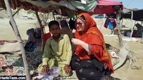 زندگینامه عاطفه میر سیدی خبرنگار