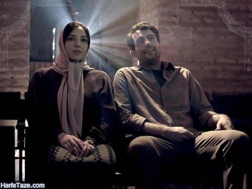 حامد کمیلی و آناهیتا درگاهی