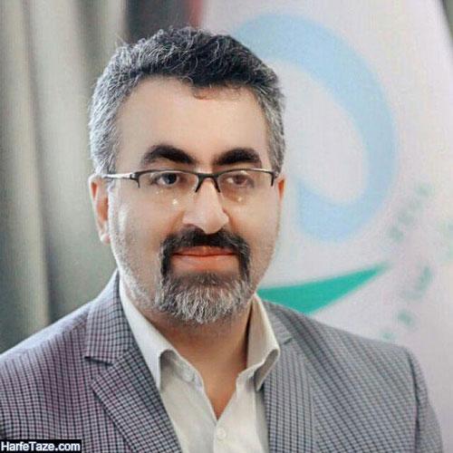 دکتر کیانوش جهانپور سخنگوی وزارت بهداشت کیست؟
