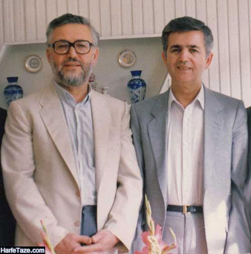 درگذشت دکتر اسماعیل یزدی برادر ابراهیم یزدی