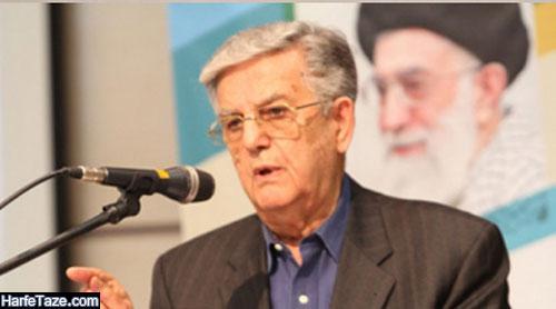 درگذشت دکتر اسماعیل یزدی حراج فک و صورت بر اثر کرونا