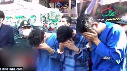 بیوگرافی و اسامی قاتلان موبایل فروش اسلامشهری