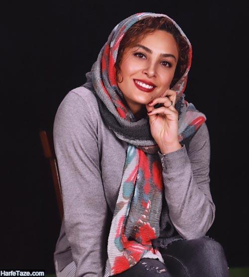 عکسهای جدید حدیثه تهرانی 99