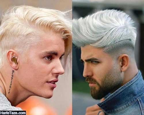 مدل مو جدید مردانه 99