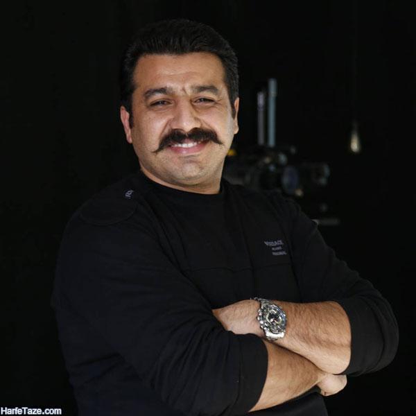زندگینامه حسین عباسی مجری و بازیگر