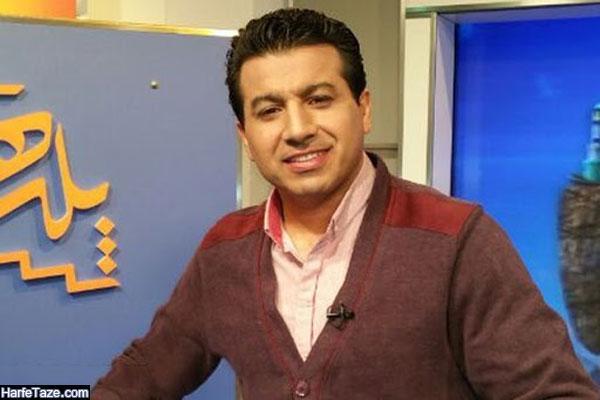عکسهای شخصی حسین عباسی مجری
