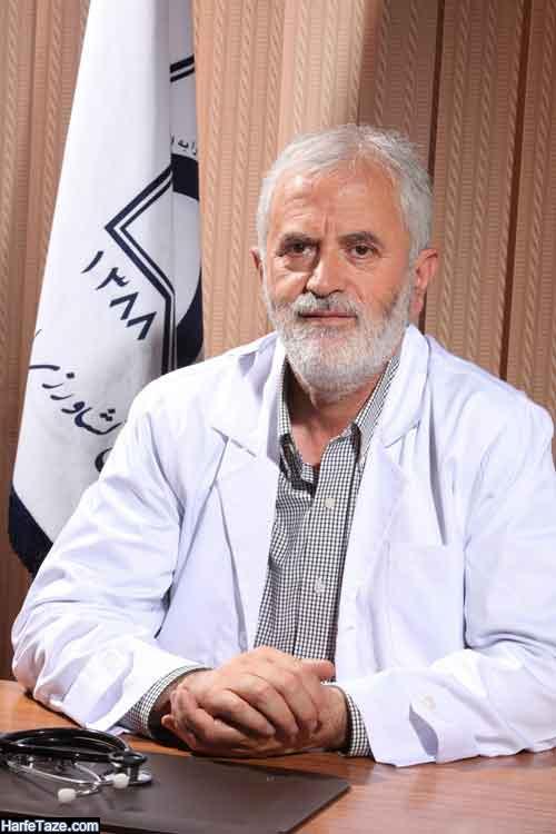 زندگینامه دکتر حسین روا زاده طب اسلامی