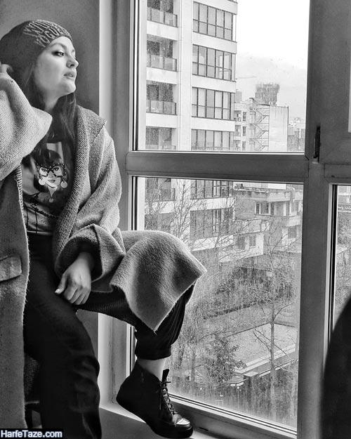 عکس های جدید لیلا ایرانی و همسرش 99