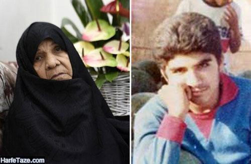 درگذشت مادر شهید فهمیده
