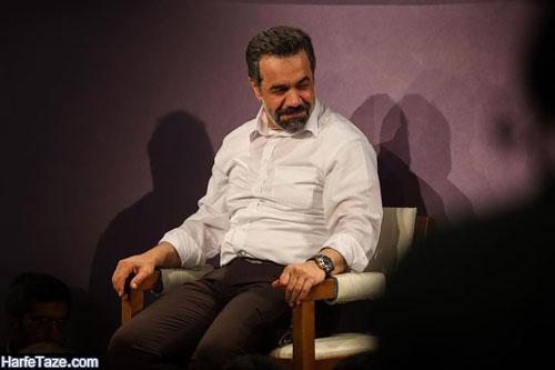 محمود کریمی مداح کیست؟