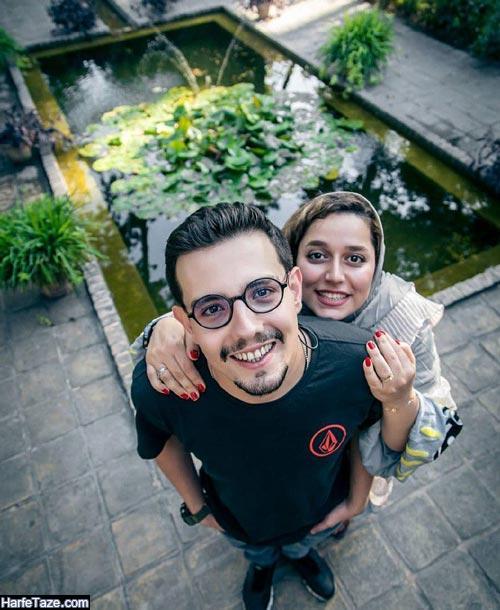 عکسهای جدید مهتاب محسنی 99