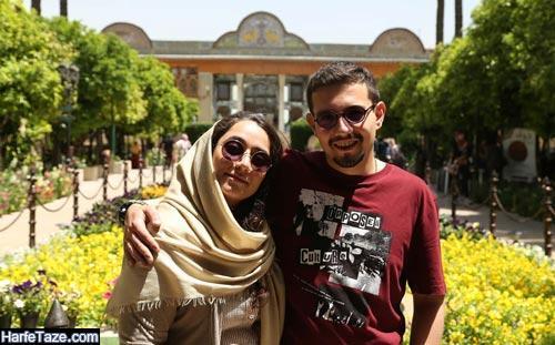 امیر کاظمی و مهتاب محسنی
