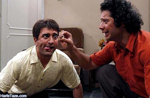 مجید صالحی و علی صادقی