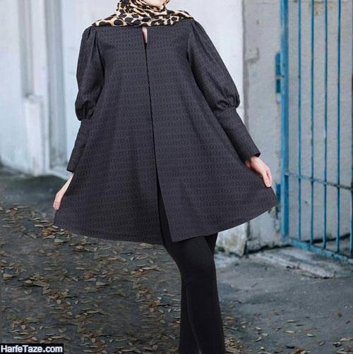 جدیدترین مدل مانتو کتی کلوش دخترانه