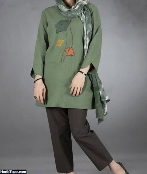 مدل مانتو کتی عید 99