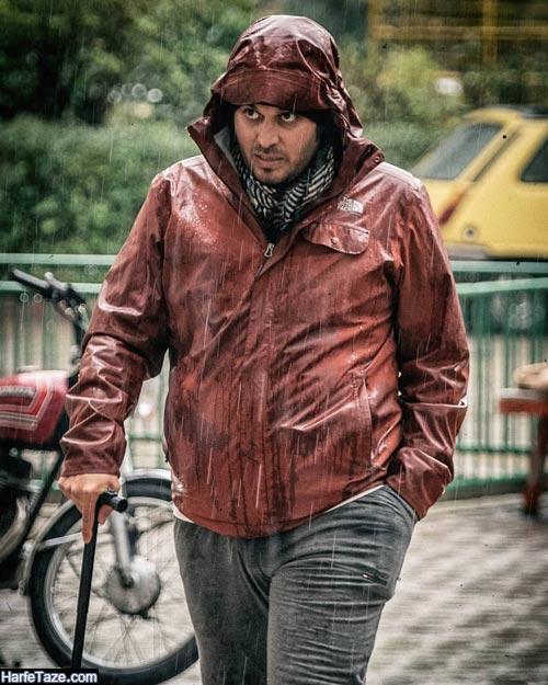 عکس های جدید محمدحسین مهدویان 99
