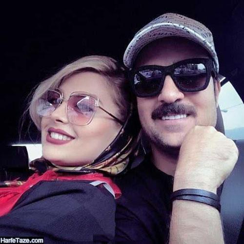 مونا فائزپور همسر احمد مهرانفر کیست؟