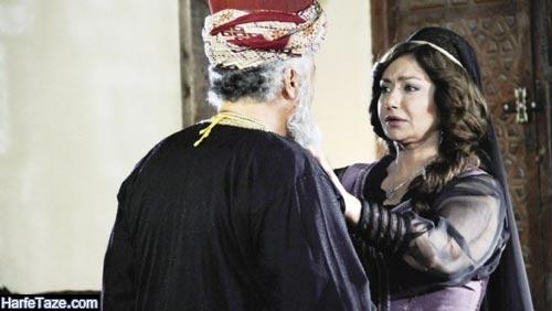 اسامی بازیگران سریال عربی نیل در خون