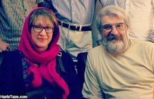 امید روحانی و مریم موسوی