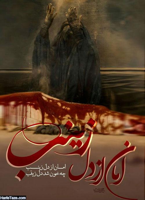 عکس استوری وفات حضرت زینب