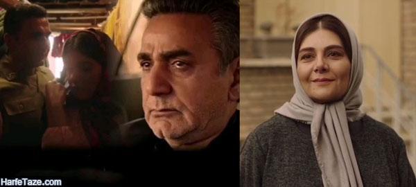 روفیا محضری بازیگر سریال هم گناه کیست؟