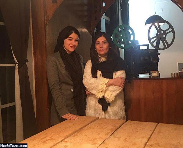 عکسهای شخصی روفیا محضری بازیگر نقش لیلا در سریال هم گناه