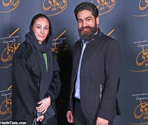 سحر زکریا و علی زندوکیلی
