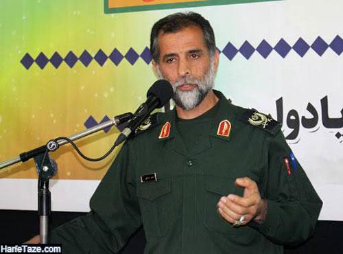 درگذشت و علت شهادت شهید اسدالهی
