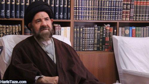 زندگینامه آیت الله سید هاشم بطحایی عضو خبرگان رهبری