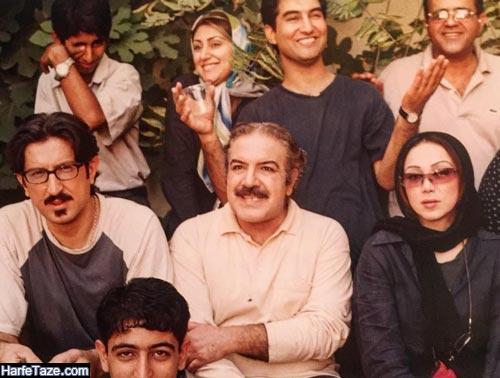 بهنوش بختیاری و شهاب حسینی