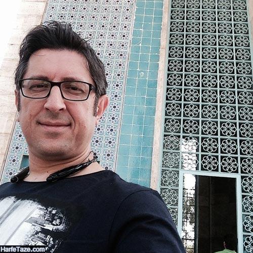 عکسهای جدید شهاب عباسی 99