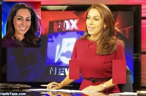 زندگینامه شالی زمردی مجری ایرانی FOX 5