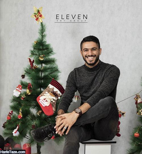 دانلود عکسهای شایان مصلح فوتبالیست