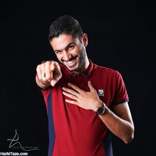 بیوگرافی و عکسهای شایان مصلح بازیکن فوتبال سپاهان اصفهان