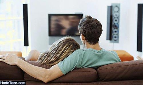 ضعیفی چشم و تماشای تلویزیون